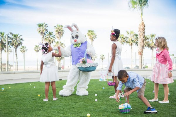 Easter Brunch at the Hyatt Regency Huntington Beach
