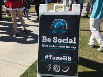 2017 Taste of Huntington Beach Brings Community Together