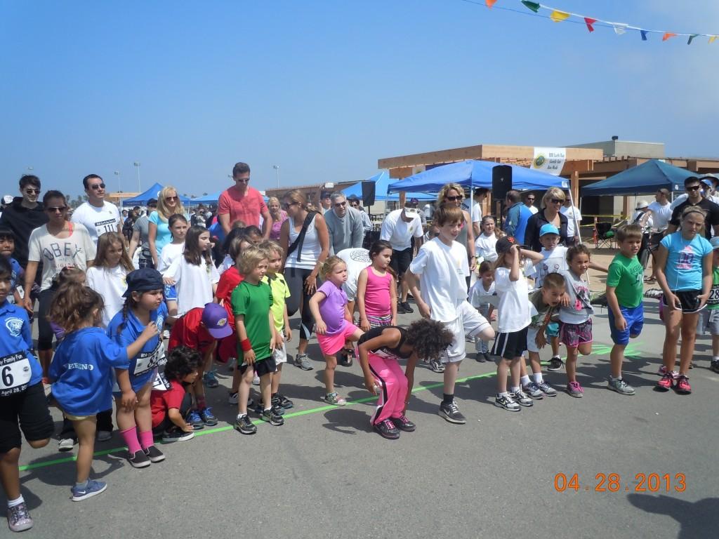 BDR Family Fun Run   Huntington Beach