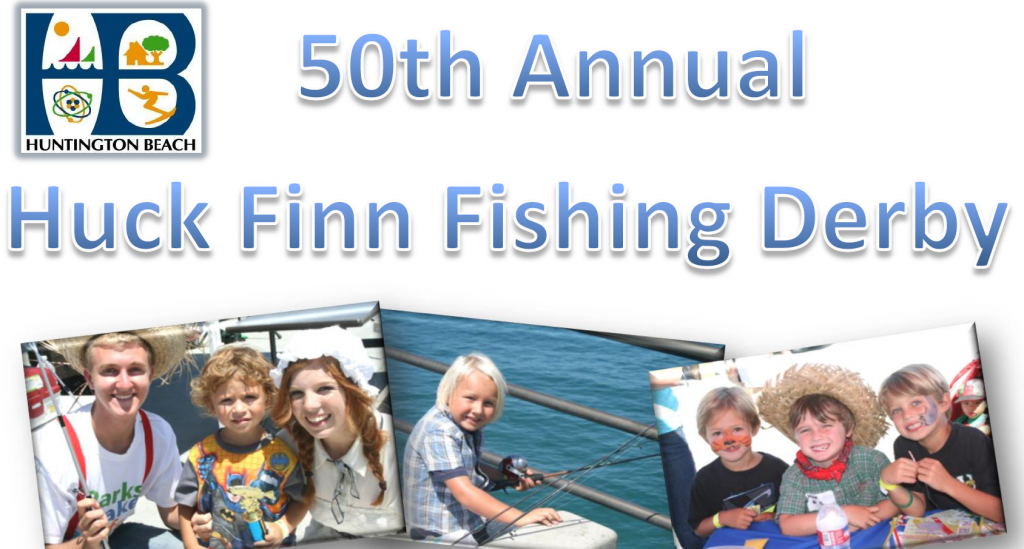 Fishing Derby | Huntington Beach | Surf City Family