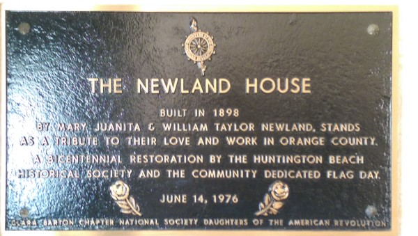 Newland House   Huntington Beach