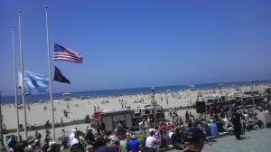 Memorial Day | Pier Plaza | Huntington Beach