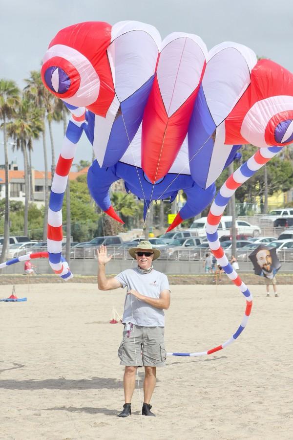 Trilobite Kite, Kite Party