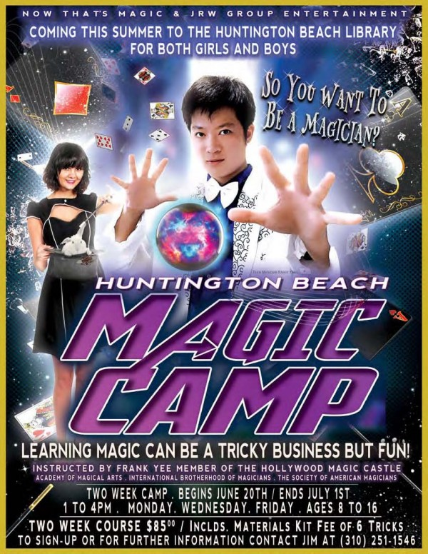 Magic Camp Promo V2