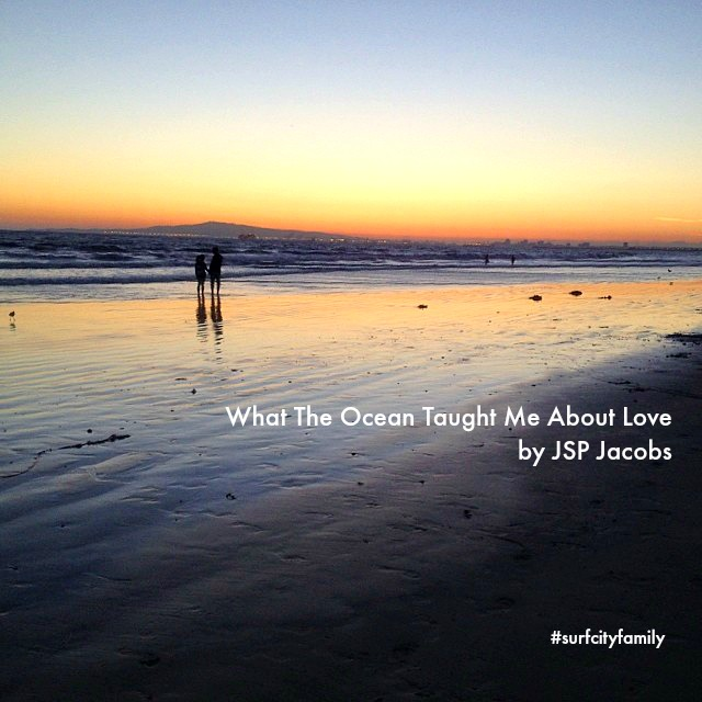 What the Ocean Taught Me About Love | Huntington Beach | Surf City Family
