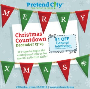 Pretend City coupon
