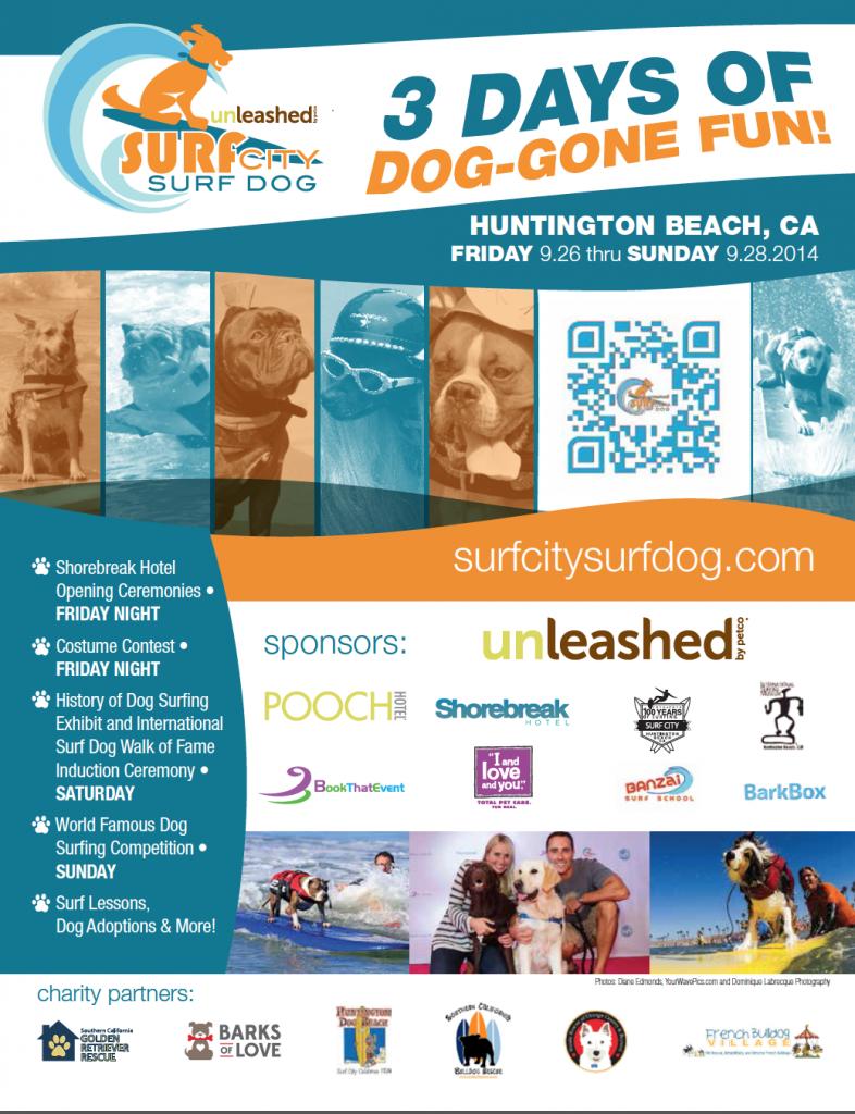 Surf City Surf Dog 2014