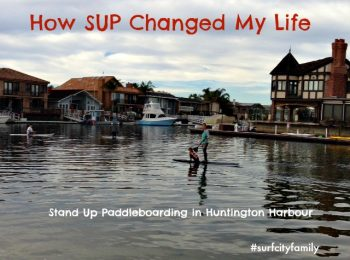 How SUP Changed My Life