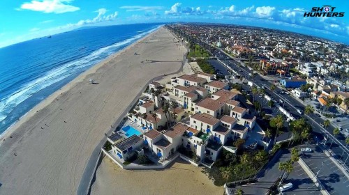 Aerial Photography | Surf City Family