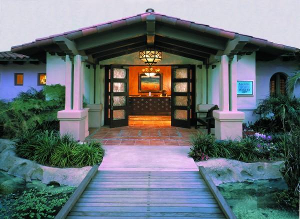 Pacific Waters Spa Entry   Huntington Beach   Hyatt Resort