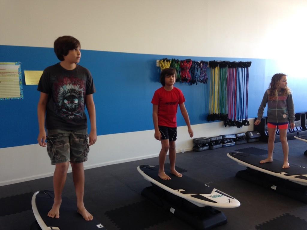 Surf City Fit Club | Kids classes