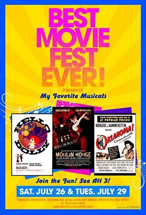 Classic Movie Musicals | Huntington Beach