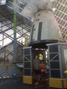 Discovery Cube OC | Rocket