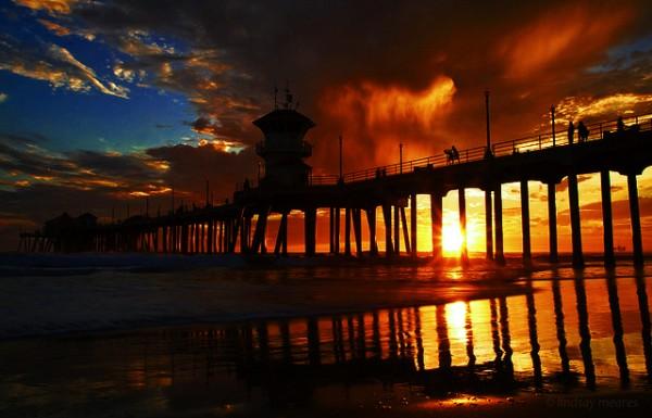 HB Sunset