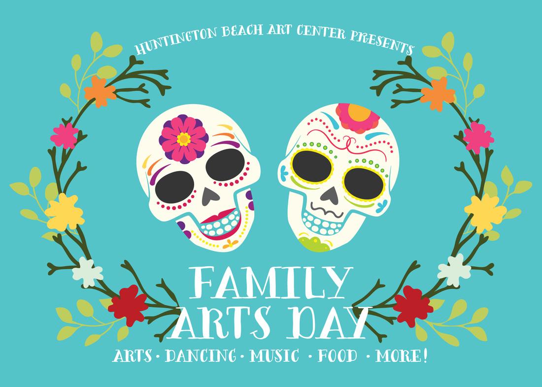 Huntington Beach Family Arts Day