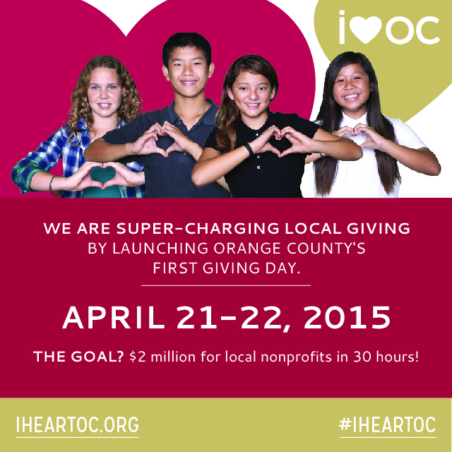 Giving Day | Orange County