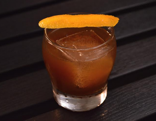 Old Fashioned | Father's Day Cocktail