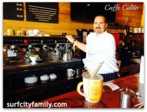 Caffe Caldo   Huntington Beach
