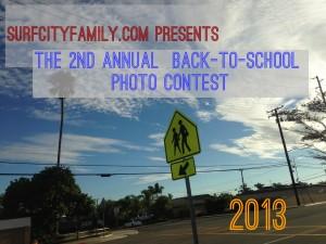 SurfCityFamily.com   Back to School Photo Contest