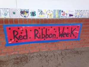 Red Ribbon Week | Red for Tyler