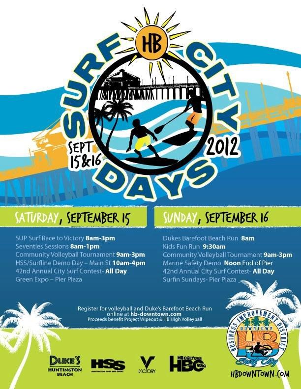 Surf City Days | Huntington Beach | Surf City Family