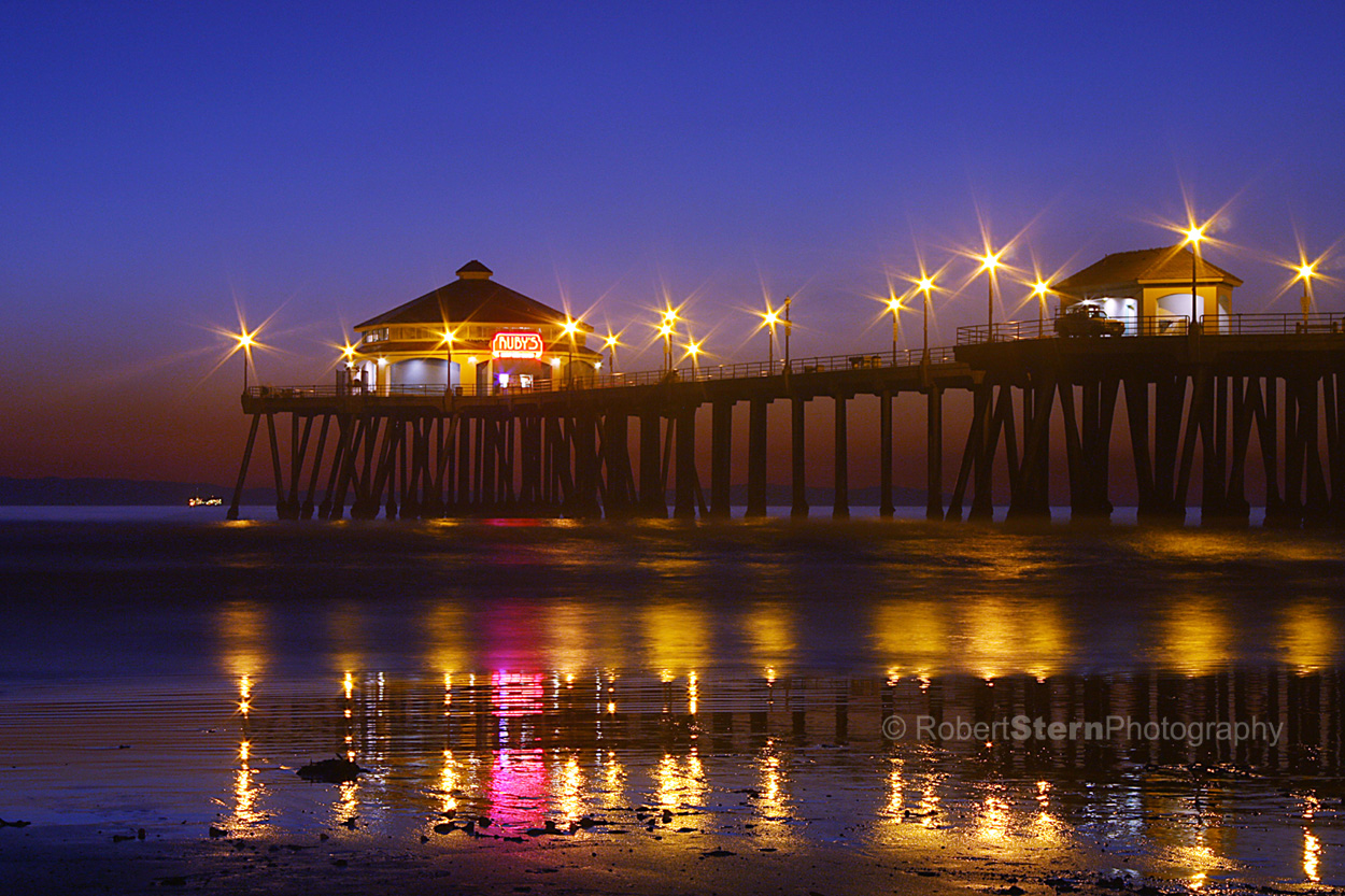 Wordless-Wednesday-HB-Sunset-Surf-City-Family