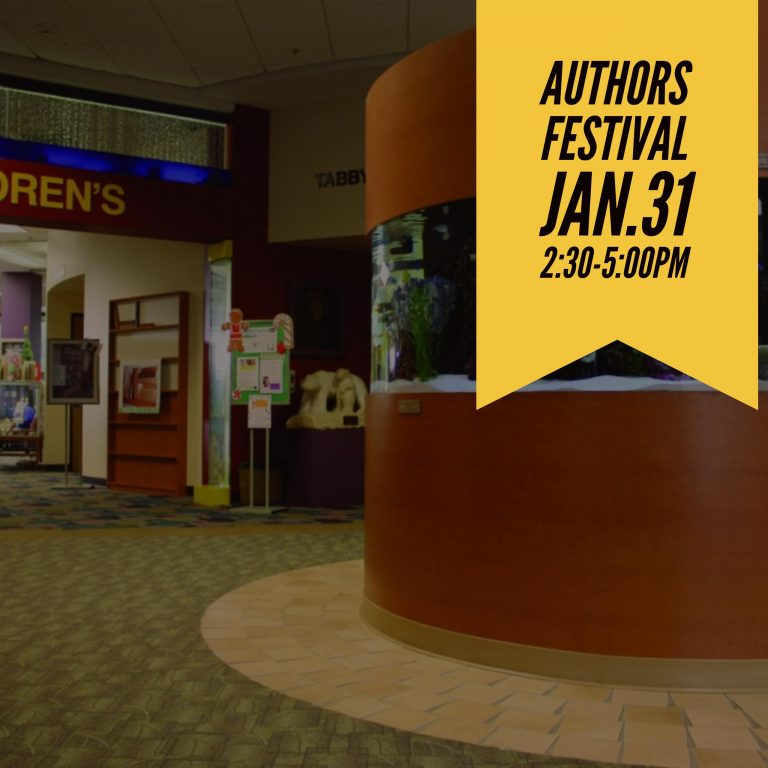 Authors Festival at the Huntington Beach Public Library