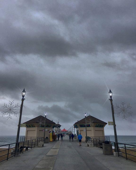 Grey HB Pier