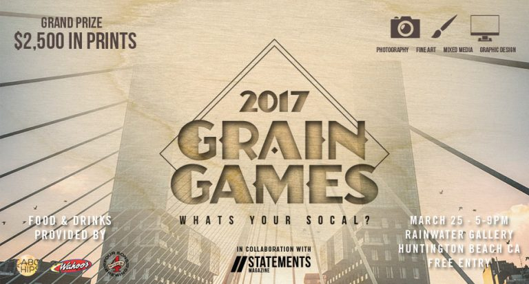 Grain Games Art Exhibit and Contest Presented by Statements and Woodsnap