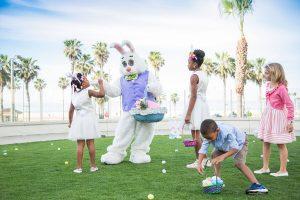 Easter Brunch at the Hyatt Regency Huntington Beach
