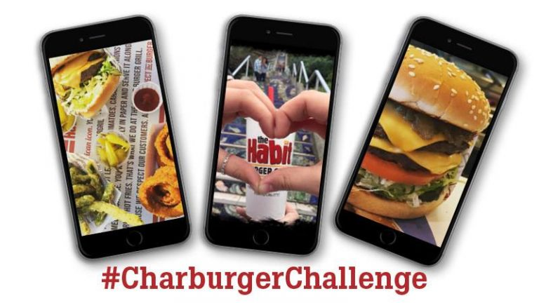 Celebrate National Burger Month at The Habit
