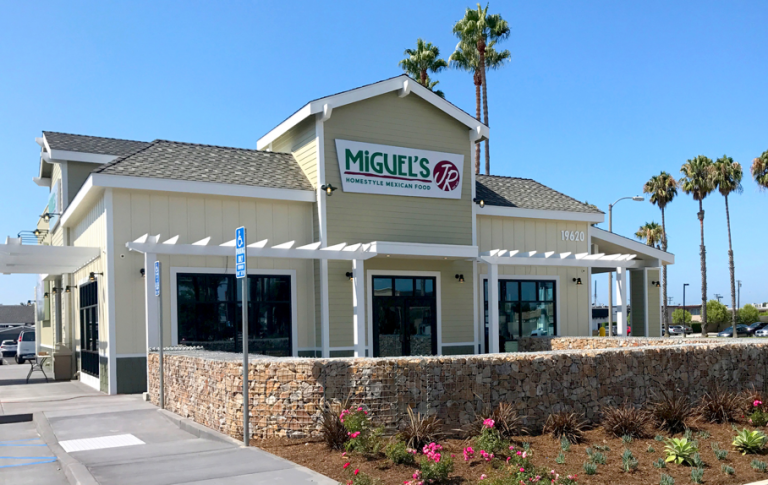 Miguel's Jr. to open in Huntington Beach