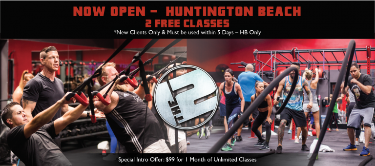 The 12 Group Training and Nutrition Opens in Huntington Beach