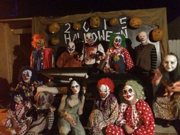 Midway of Madness Haunted House Huntington Beach