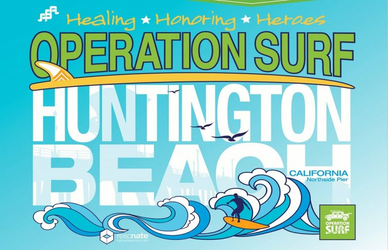 Operation Surf Returns to Huntington Beach June 3 – 9, 2018