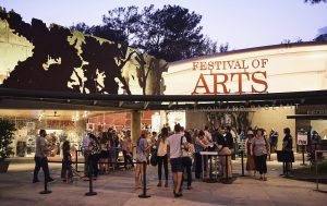 Festival of Arts Laguna Beach