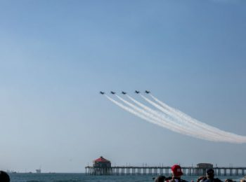 The Great Pacific Airshow Announces 2018 Performers*