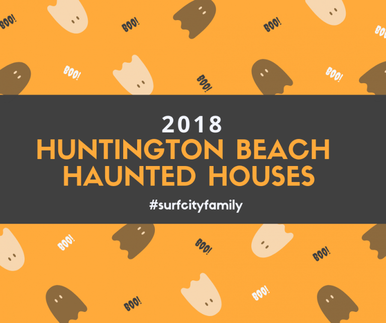 Huntington Beach Haunted Houses 2018