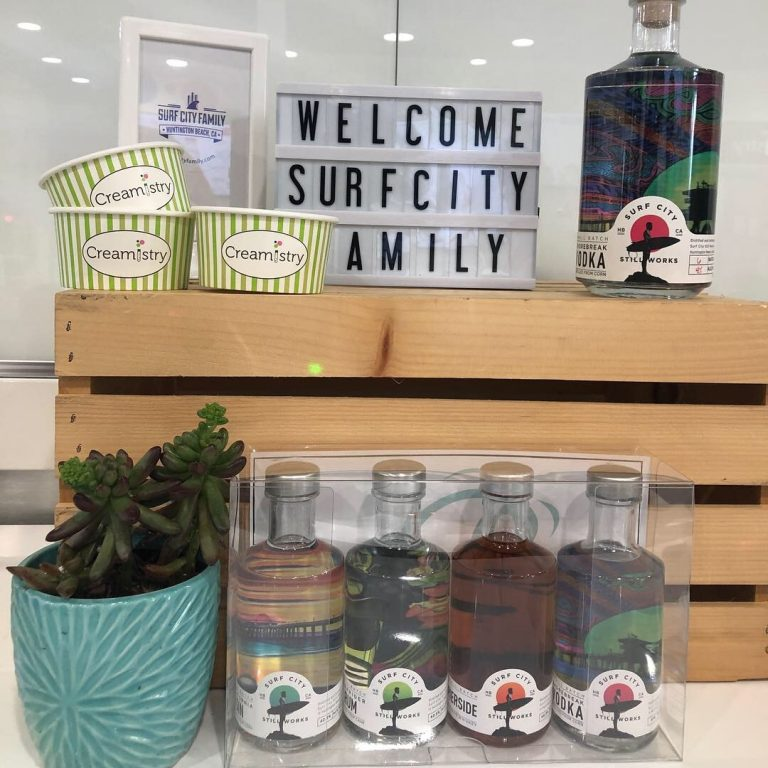 Creamistry Welcomes #SurfCitySocial