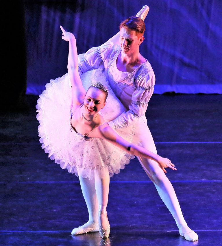 Cinderella by Ballet Repertory Theatre