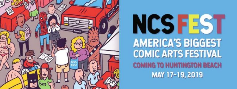 NCSFest: A cartoon festival in Downtown Huntington Beach
