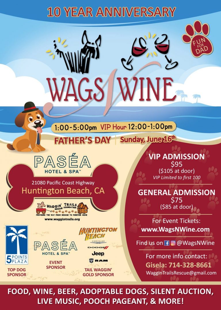 Wags n Wine