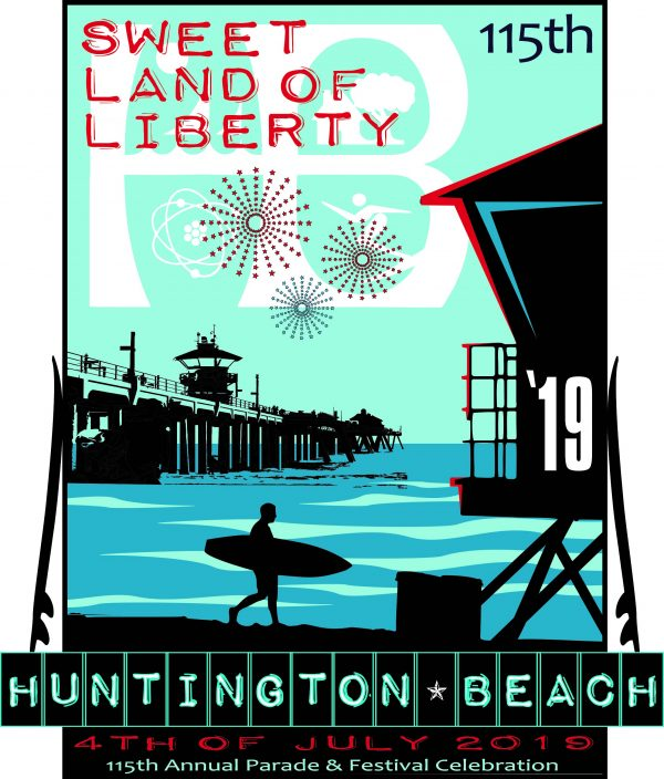 HB 4th of July logo 2019