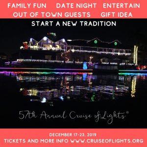 Huntington Harbor Cruise of Lights