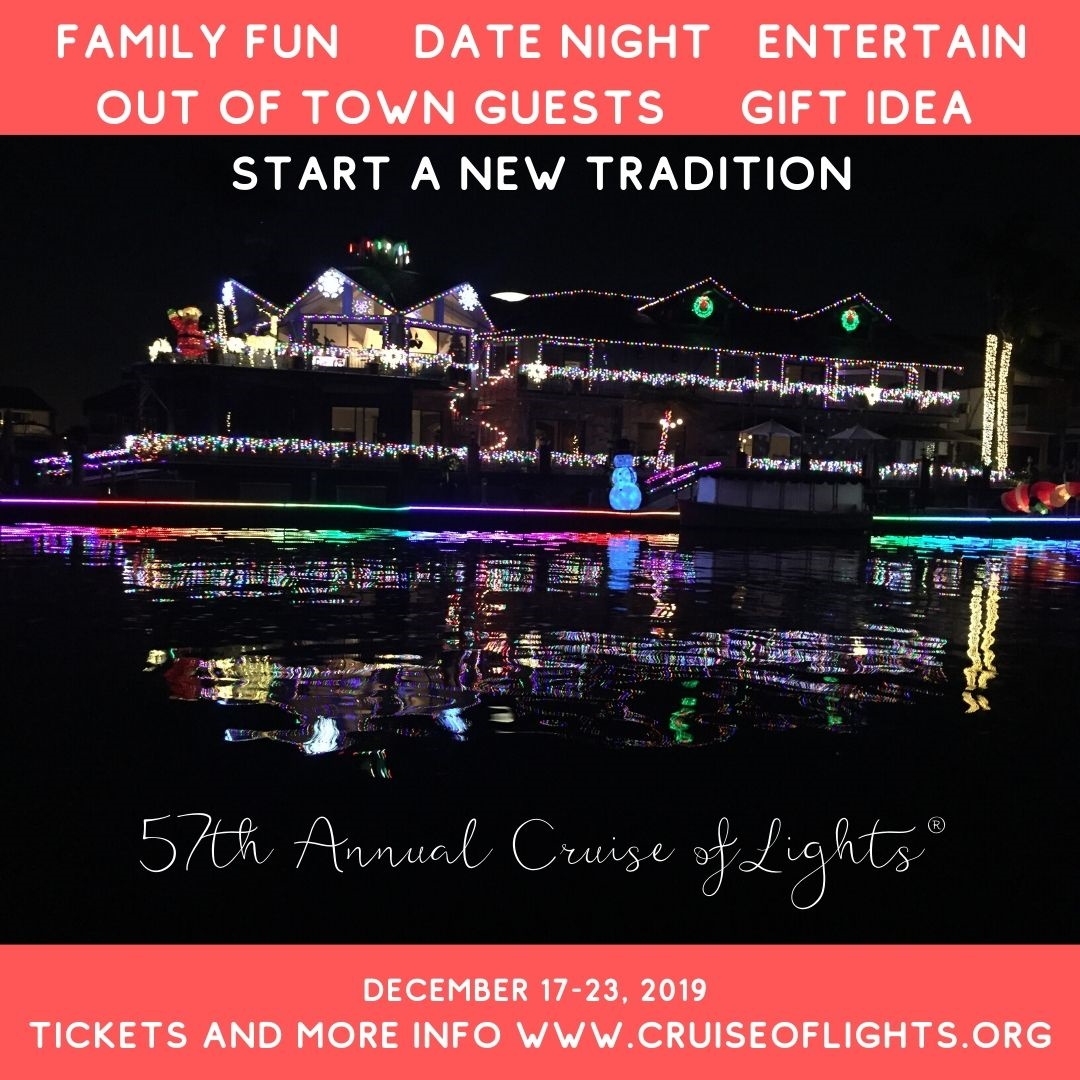 Huntington Harbor Cruise of Lights