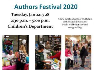 Huntington Beach Children's Library Authors Festival