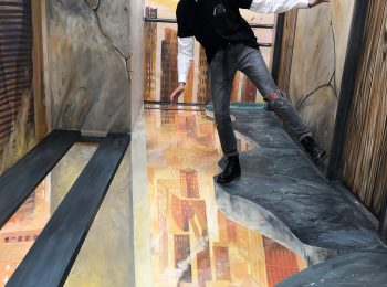 #SundayFunday at Museum of Illusions