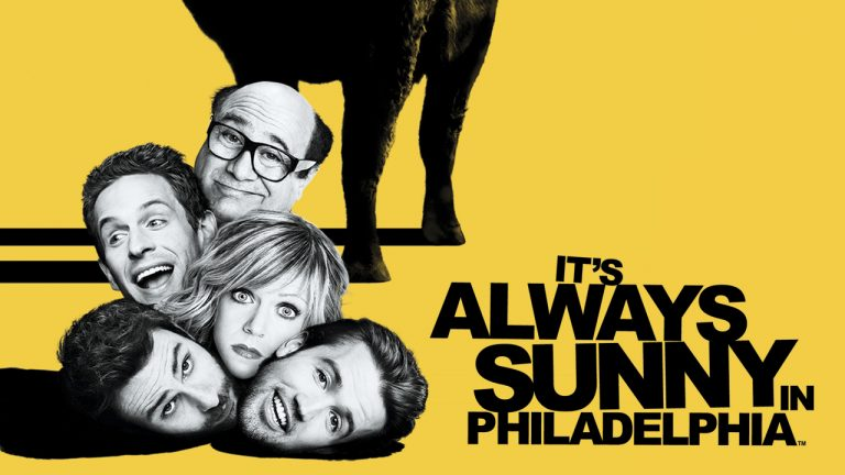 It's Always Sunny In HB : Danny De Vito, Charlie Day at the Pier