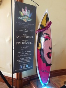 Tim Bessell | Surfboards on Parade