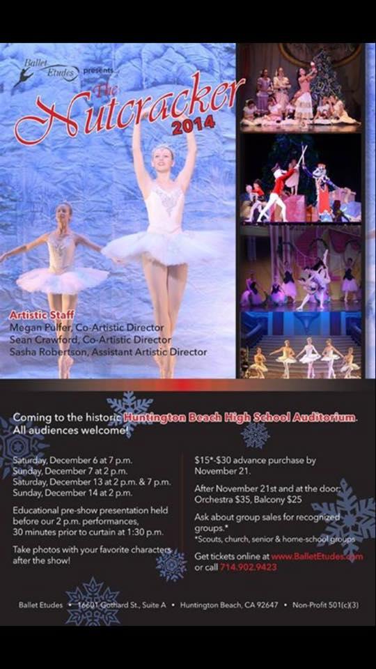 Ballet Etudes | The Nutcracker
